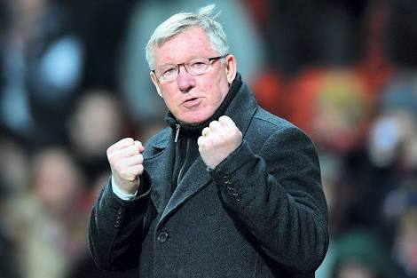 Happy birthday to the greatest ever,  sir Alex Ferguson https://t.co/Enp8rYNfKG
