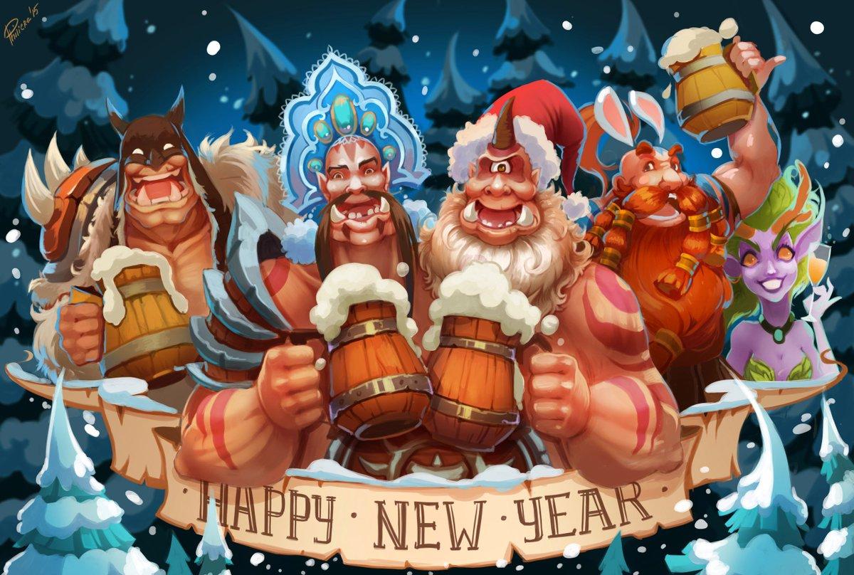 Поздравления игры новым годом