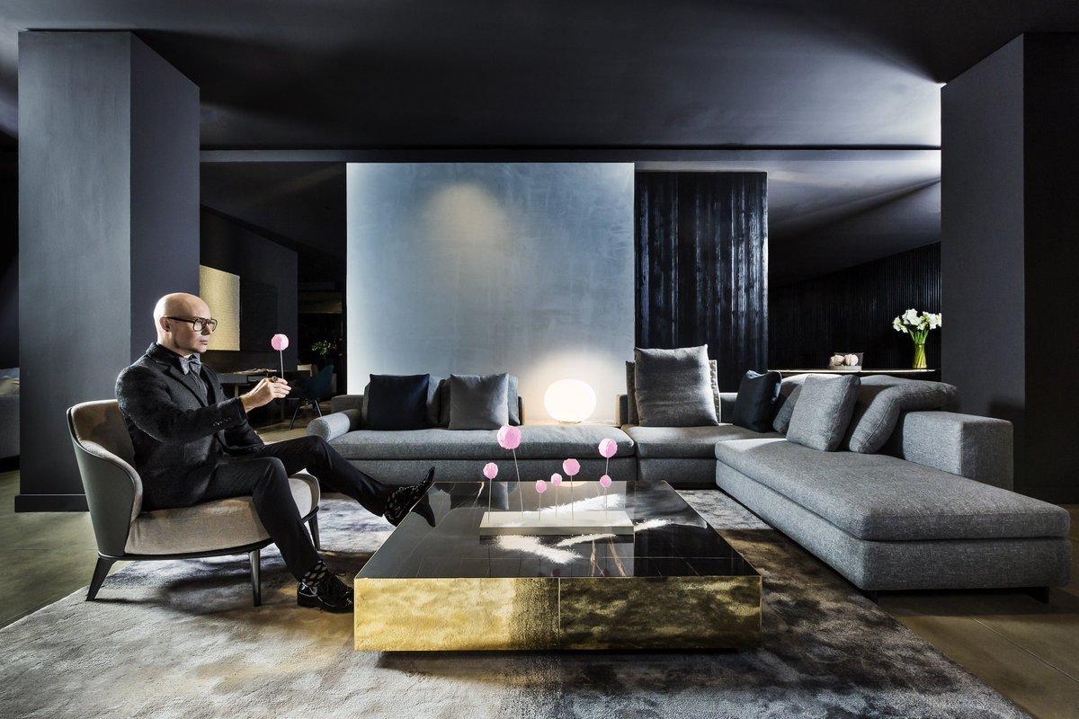 Minotti London On Twitter The Minotti Elliott Table Yang Sofa