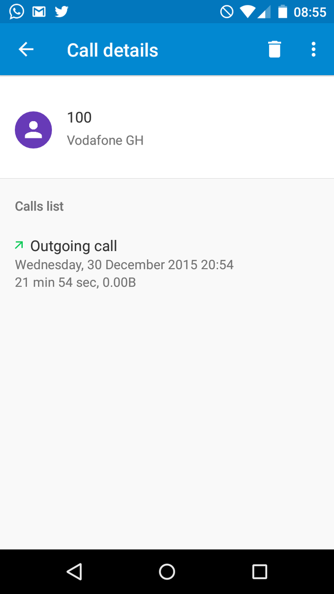 8. Supervisor would be in touch with me on a couple of minutes. It has been about 12 hours. Kindly be @VodafoneGhana https://t.co/suLa4A8E7f