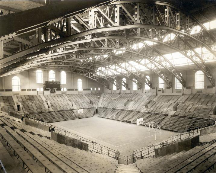 The Palestra turns 89 years old tomorrow. #TBT https://t.co/CYoSt6vAi6