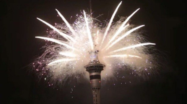 Fireworks to light up New Zealand's New Year celebrations https://t.co/mK9qEyOOmL https://t.co/SEfbUYttUn