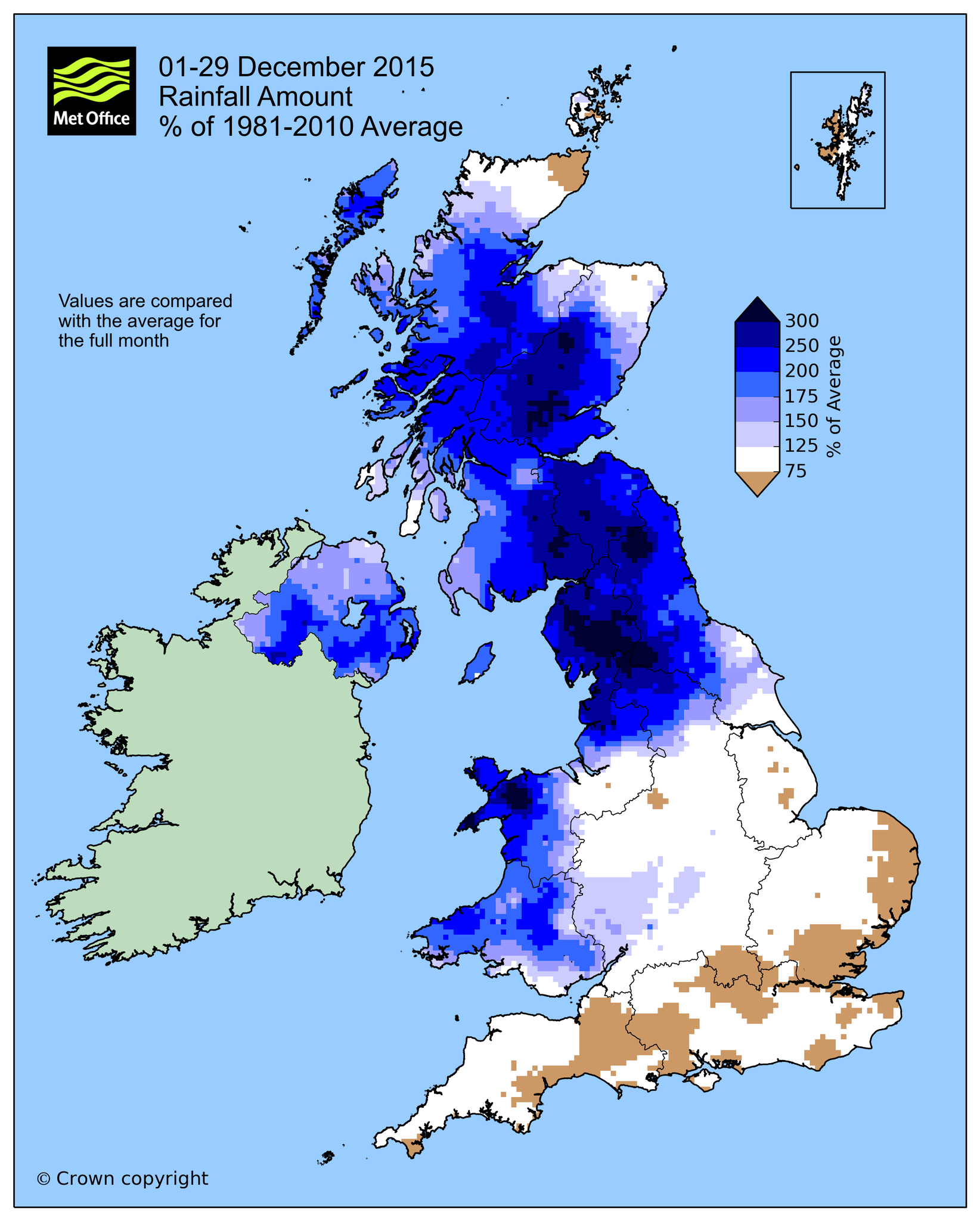 """Met Office On Twitter: """"December Was The Wettest On Record"""