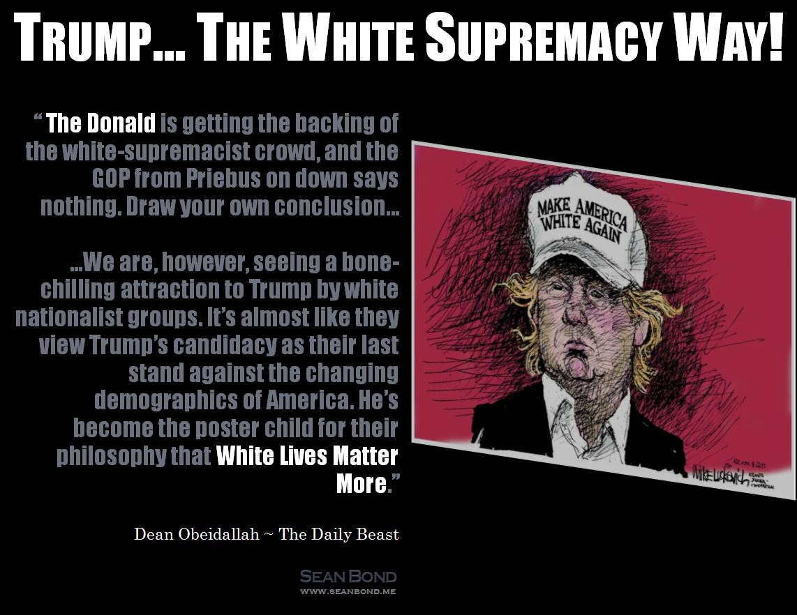 Behind #Trump, #GOP Really Is Becoming the Racist Party https://t.co/UEBM30b14z @thedailybeast @TheDeansreport https://t.co/HPljysNIdW