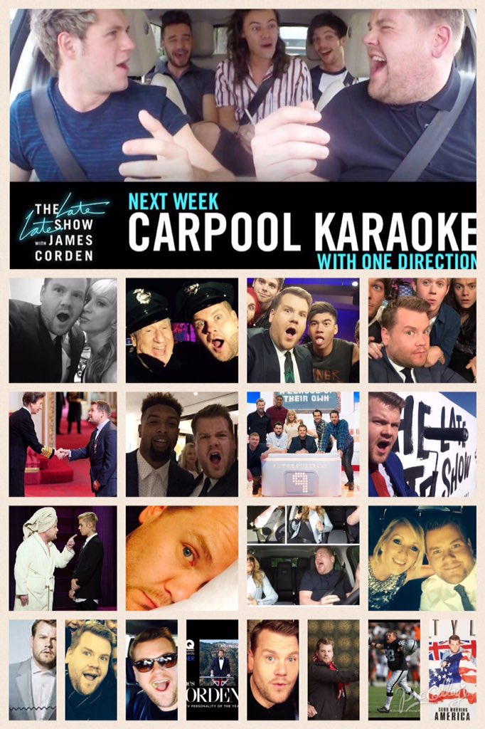 2015 has been a great, successful year for you @JKCorden! I can't wait to see what 2016 holds