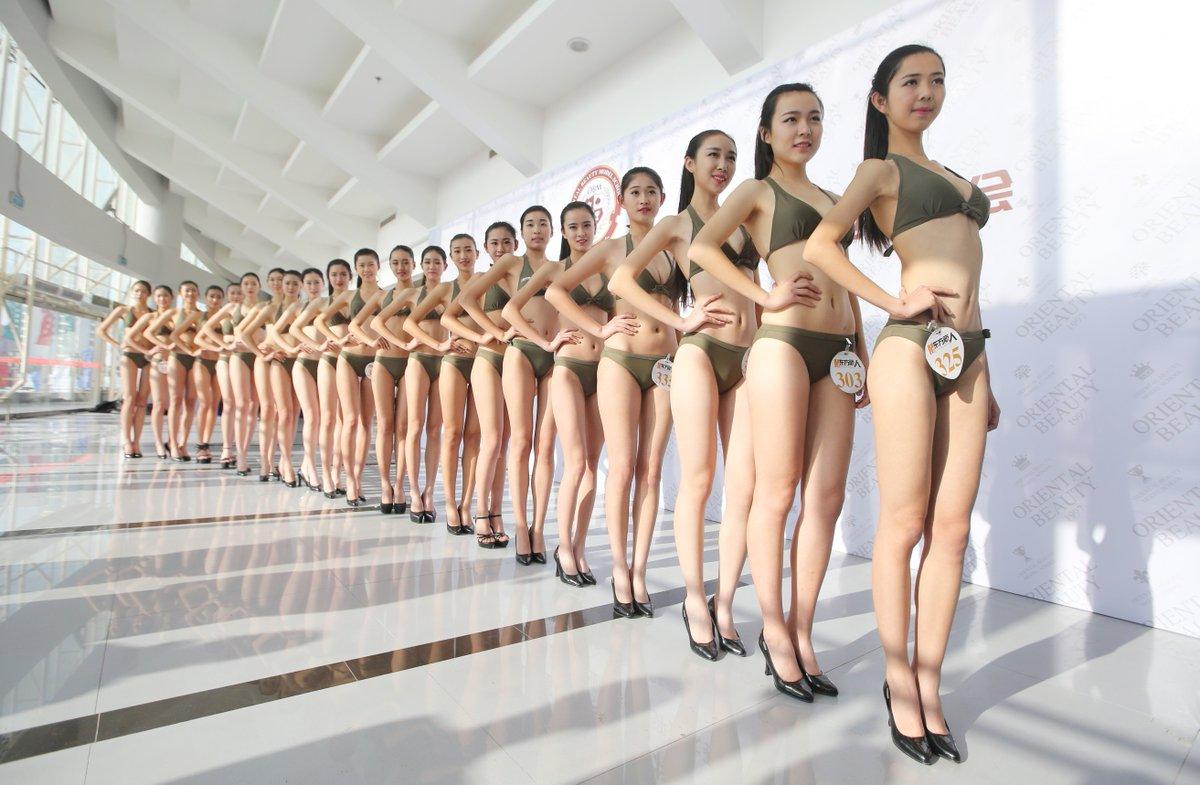 Incredibile: Prova Bikini per diventare una Assistente di Volo