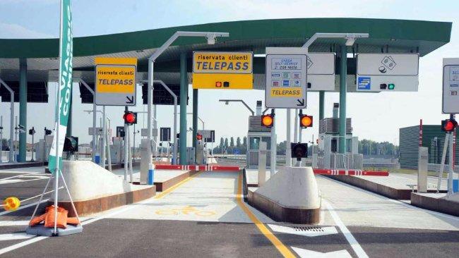 Capodanno con l'aumento dei pedaggi autostradali