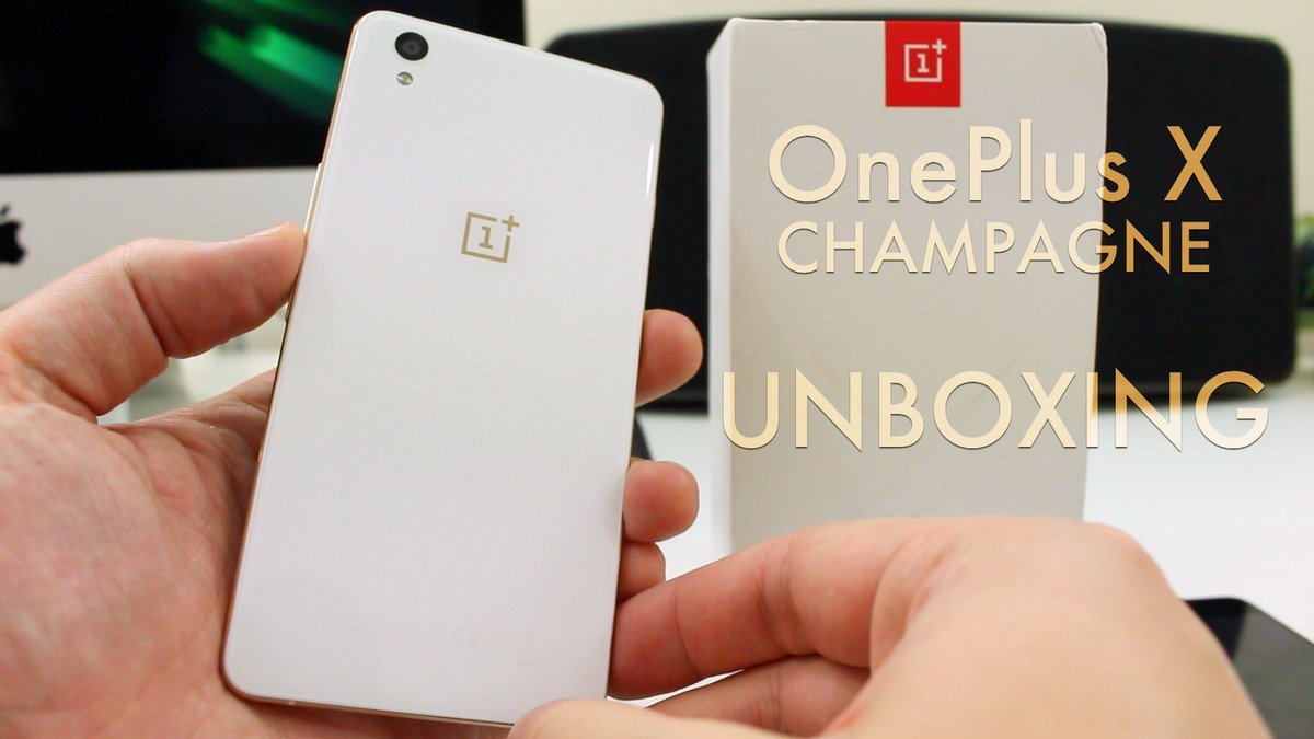 New video: Cracking open the champagne (@OnePlus X) for New Year's Eve   https://t.co/UvpnpOyHEp https://t.co/1DhxNPwebt
