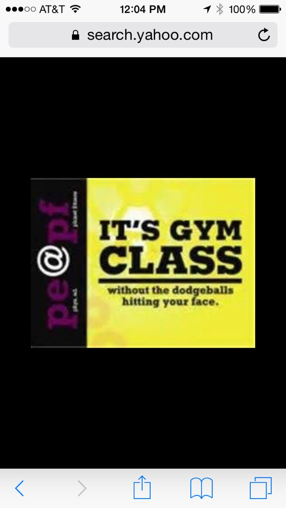 Definitely motivation to prove this completely wrong!  #cometomyclass #reallyplanetfitness?       #thenewpe