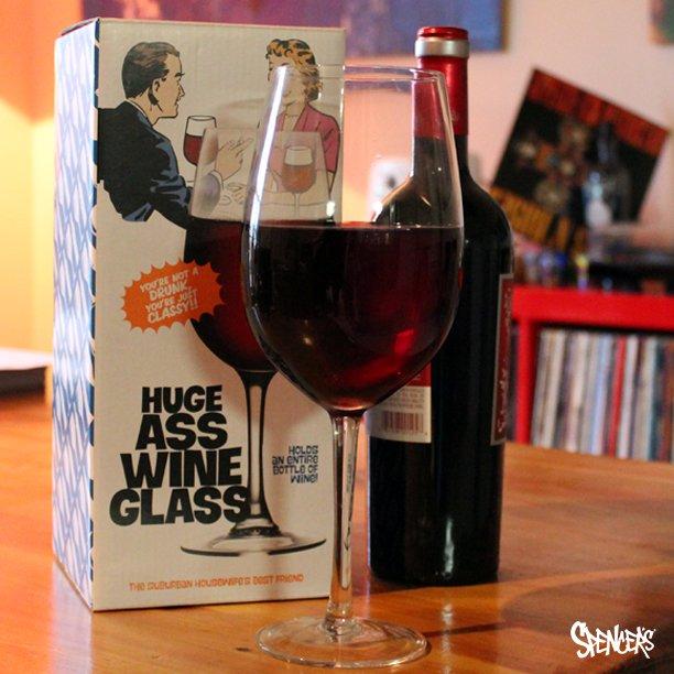 Big ass wine