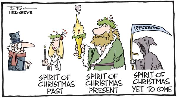 Risultati immagini per recession is back