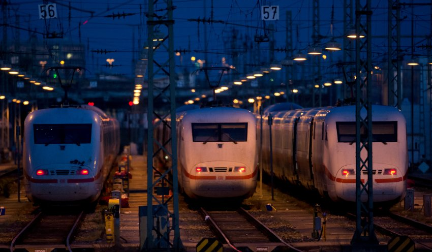 Germania: incendio distrugge un treno