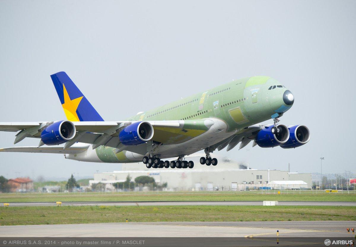 ANA、A380導入決定 2018年に3機 スカイマーク向け製造分か https://t.co/L8OqZwcrbK https://t.co/dHO8oxHLvw