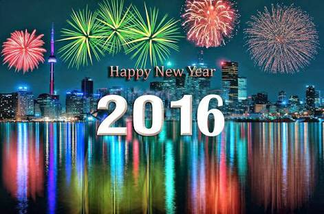 Capodanno 2016: Felice Anno Nuovo in tutto il pianeta, immagini video dei Fuochi d'Artificio
