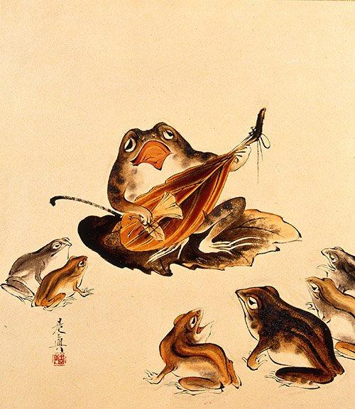 """伊藤若冲の生誕300年を記念した特別展、山種美術館で開催 - 縁起の良い""""ハッピーな日本美術""""集結"""