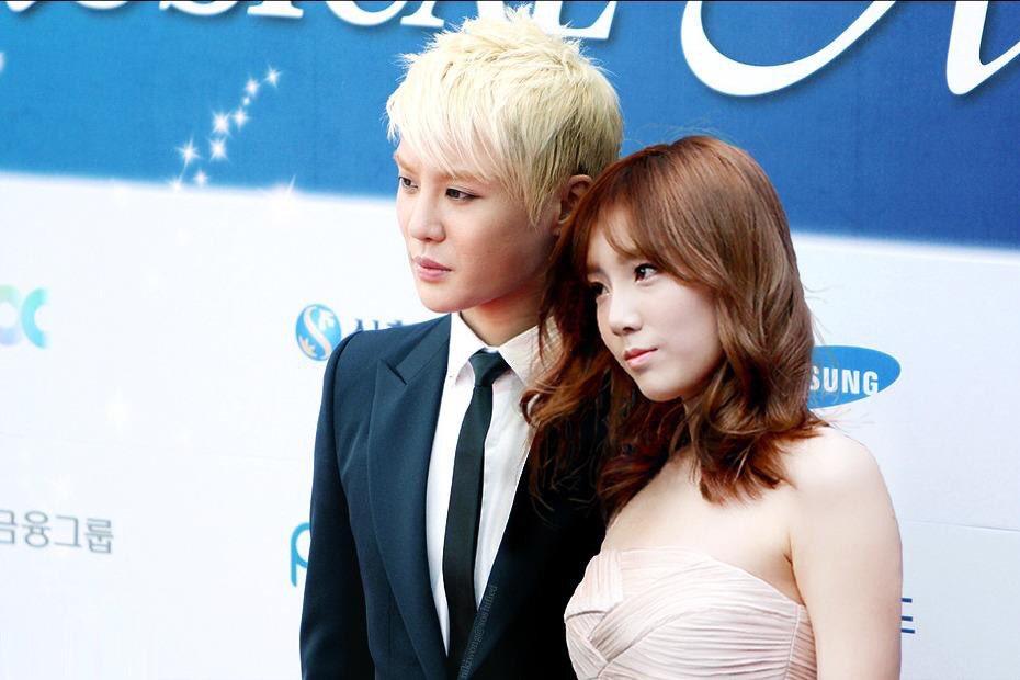Junsu taeyeon dating