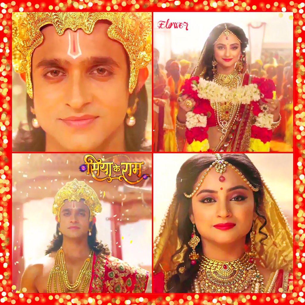 Siya Ke Ram - Sita Kya Swayamwar - Ram and Sita Image/Picture - Sita in bridal look