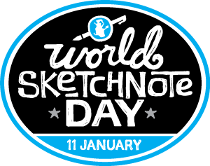 World Sketchnote Day! Coming on 11 January 2016! Learn more at @SketchnoteArmy - https://t.co/6nhMLnyYgH #SNDay2016 https://t.co/q2FrrMusEF