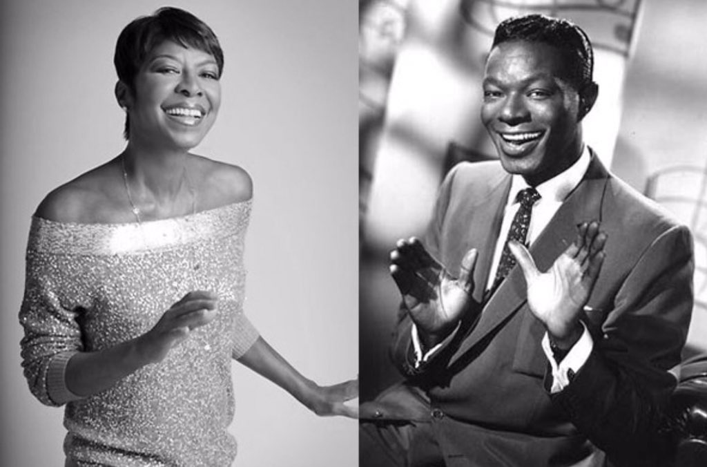 Watch this video Natalie Cole and her dad. #Unforgettable                          https://t.co/fPgcPX4IBx https://t.co/jPzJuzv27F