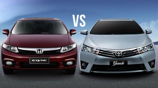 Corolla Vs Civic >> Pakwheels Com On Twitter Comparison Honda Civic Oriel
