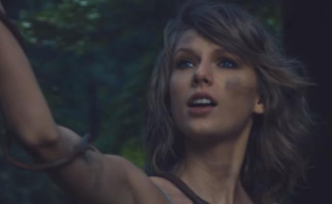 Taylor Swift  'Out Of The Woods'
