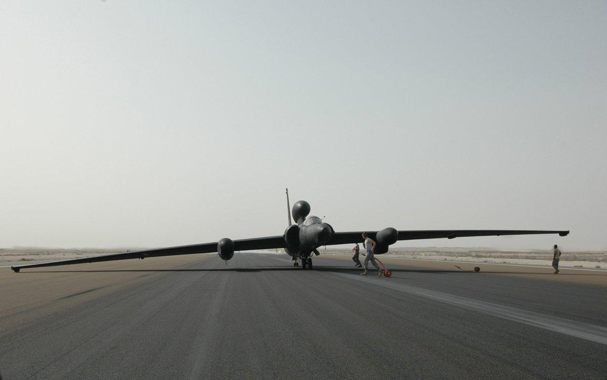 طائره الاستطلاع والتجسس الامريكيه المشهوره U-2  CXqtmocWQAAQrCV
