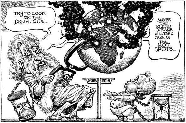 economics of global warming essay