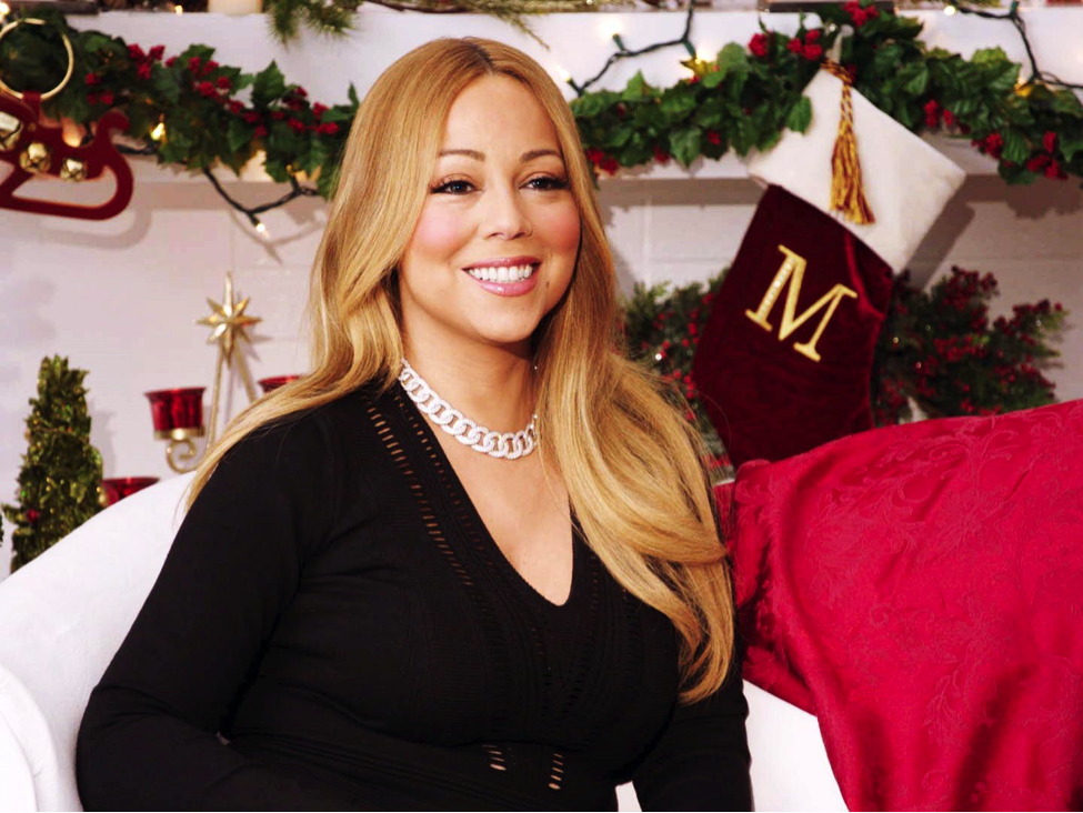 Mariah Carey Christmas Png.Mariah Carey On Twitter Still In The Christmas Spirit
