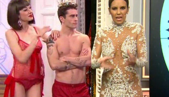 Formulatv A Twitter Desnudos Al 2016 Cristina Pedroche Desnuda