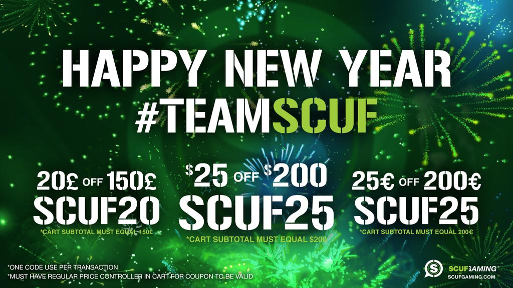 Code promo scuf