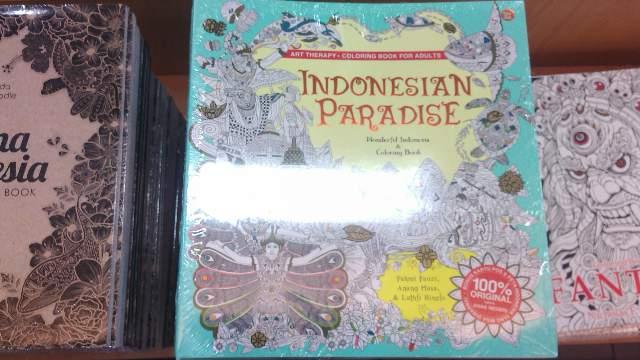 Tukang Buku On Twitter Adult Coloring Book Indonesia Paradise Ready Stok Di Gramedia Matos Malang Tco NJ1FmQYRxo