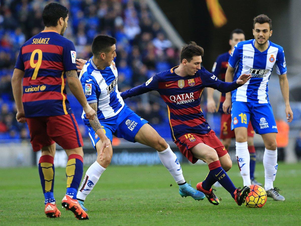 Video: Espanyol vs Barcelona