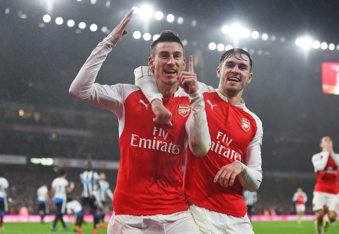 Video: Arsenal vs Newcastle United