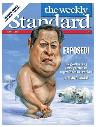 24 days to Al Gore's point of no return on global warming