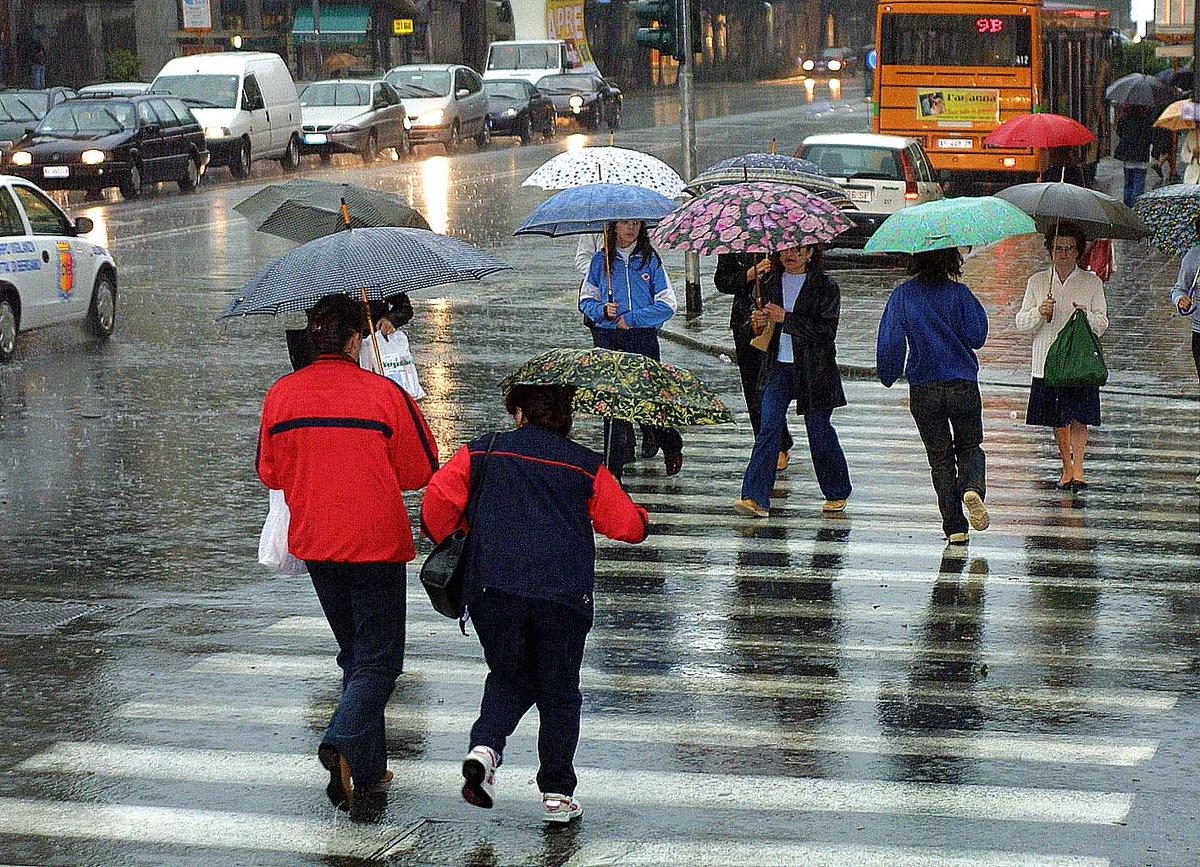 Maltempo Meteo: allerta temporali su Liguria e Toscana