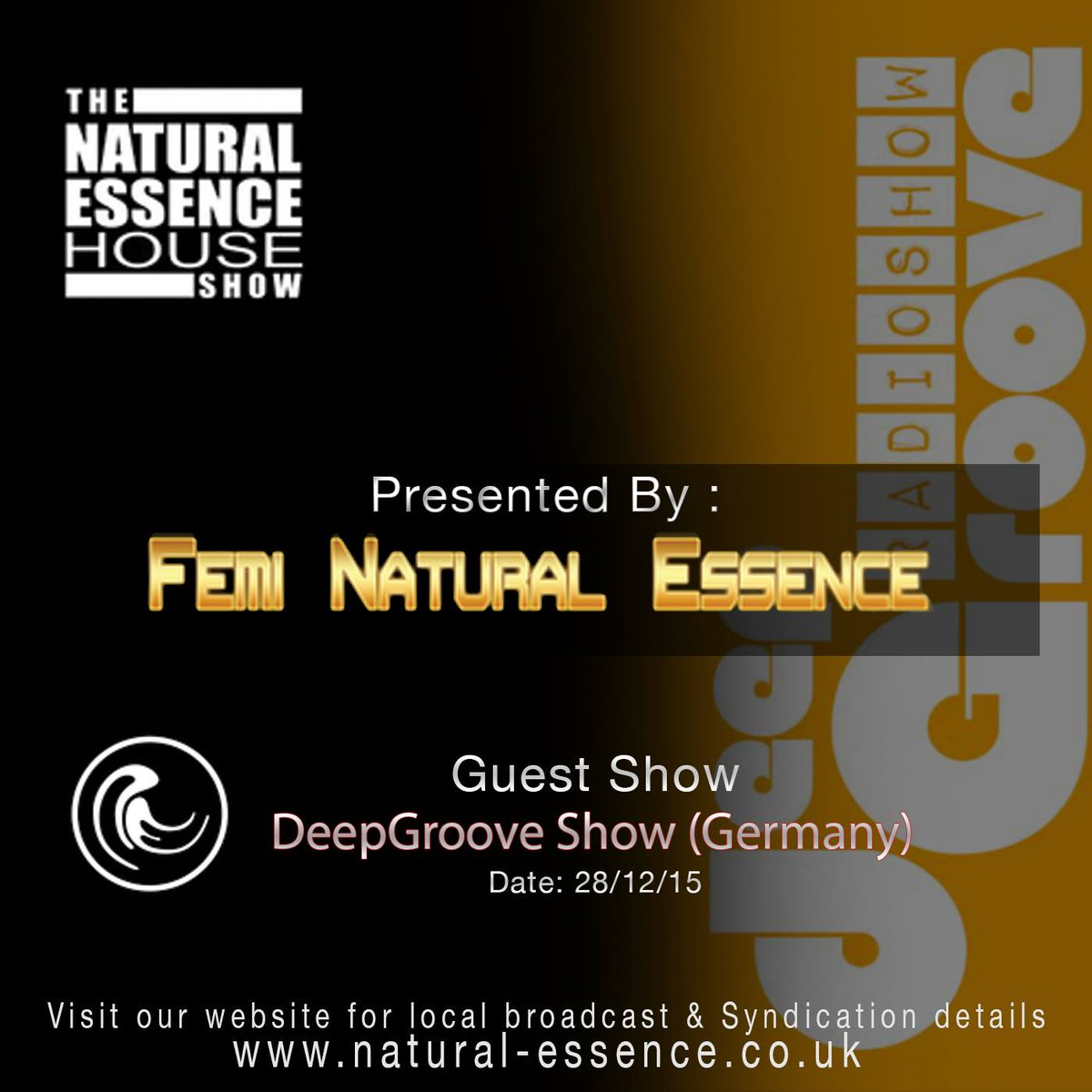 My new guestmix for @Natural_Essence now on Radios then release on demand #deephouse #soulfulhouse #housemusic https://t.co/PjNPQbvopl