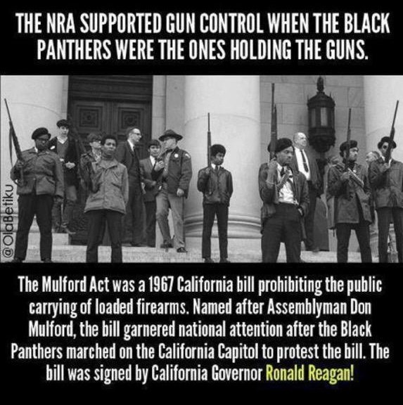 17 Best Images About Law Enforcement Gun Control On: When The NRA Supported Gun Control.....