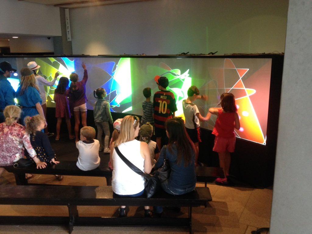 Creative play at sydney opera house