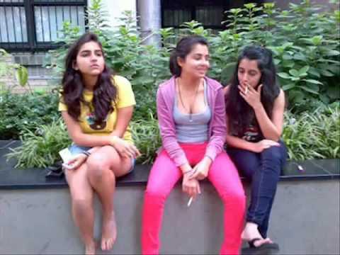 Indian School sexy girls fun