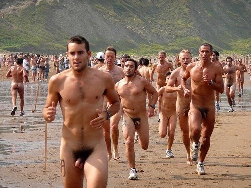 Male And Nudist