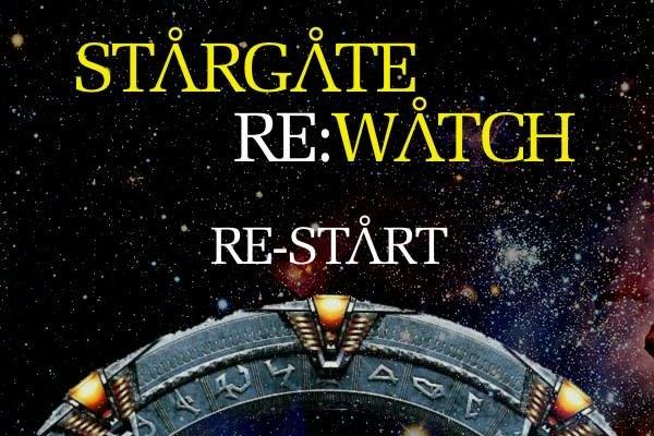 (企画サイドなのに)遅ればせながら、STARGATE Re;Watch 昨夜からスタートしています。 海外ドラマ STARGATE SG-1。 長いシリーズですので尻込みする方もいると思いますが、見始めたら止まらない冒険SFです。 https://t.co/NRhxGiajCd