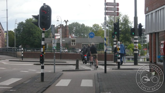 Ten protected junctions