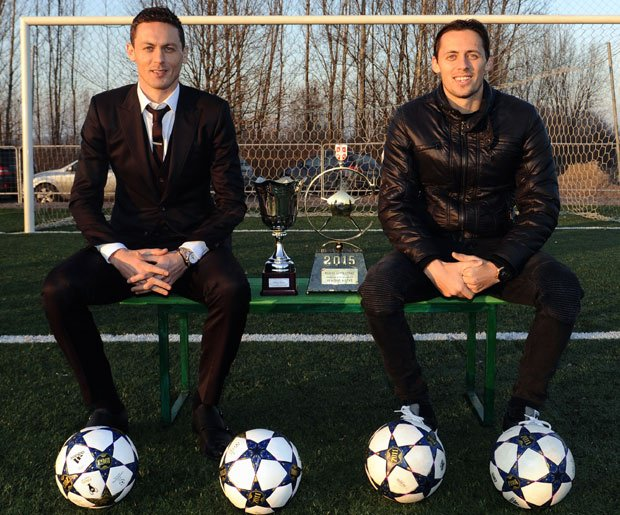 The Matic brothers; photo: Novosti