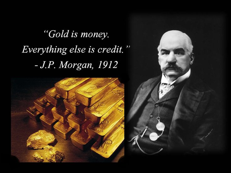 Image result for jp morgan and gold
