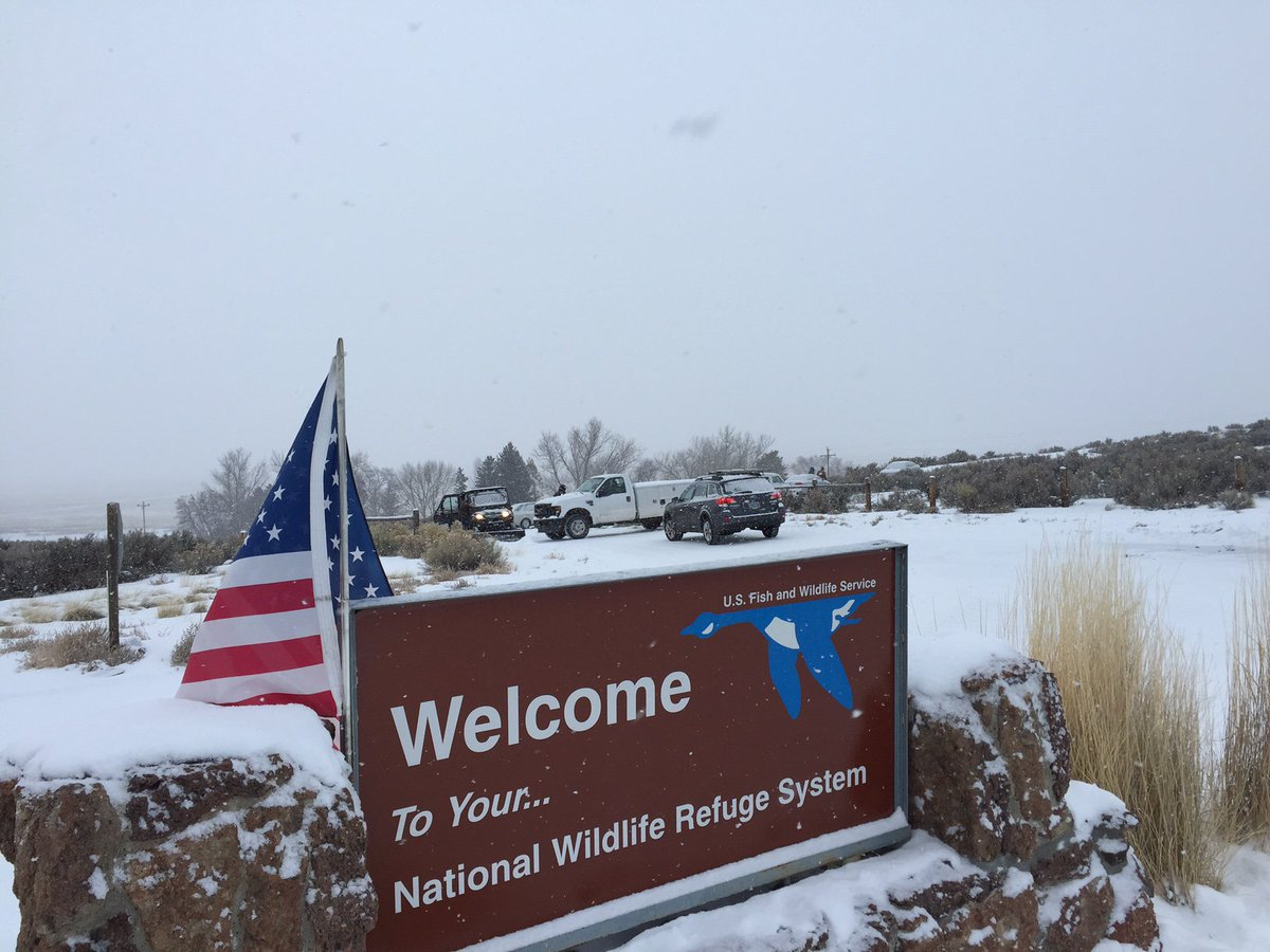 Ammon Bundy schedules an 11 a.m. news conference to explain the occupation of federal wildlife refuge. https://t.co/04mDP19Bag