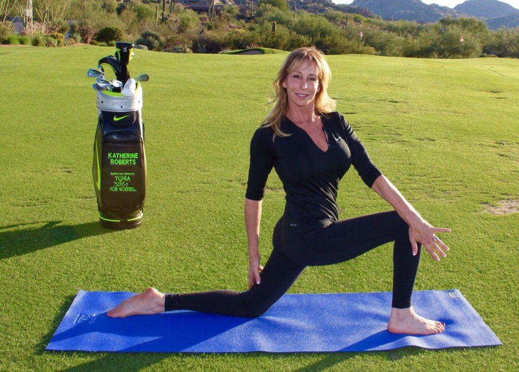 Katherine Roberts On Twitter Yoga For Golfers Today At 9 00 Am Siriusxm Pgatour Radio Breathing Grounding Triplane Motion Balance Rotation Https T Co X1dyyramtj