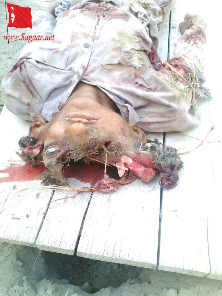 walíd lál balóc on twitter mutilated body of 13year old sajid