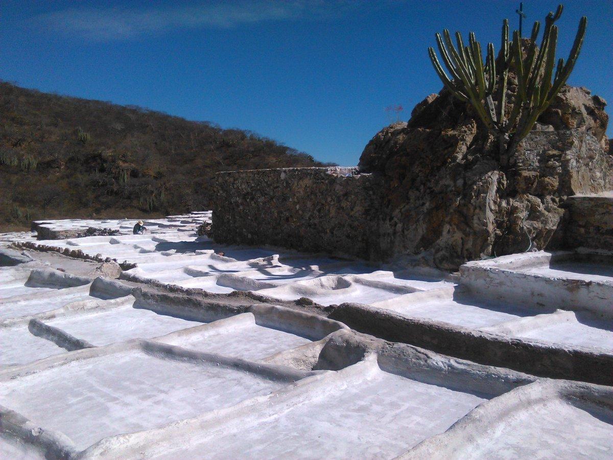 Salineras en Zapotitlán Salinas