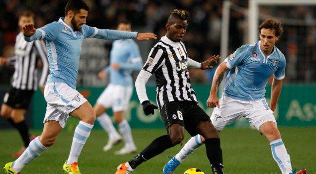 DIRETTA LAZIO-JUVENTUS Streaming, orari TV e guida Calcio Rai (Coppa Italia)