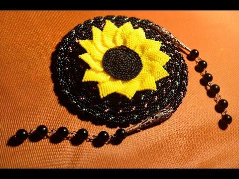 Американский жгут из бисера схема плетения